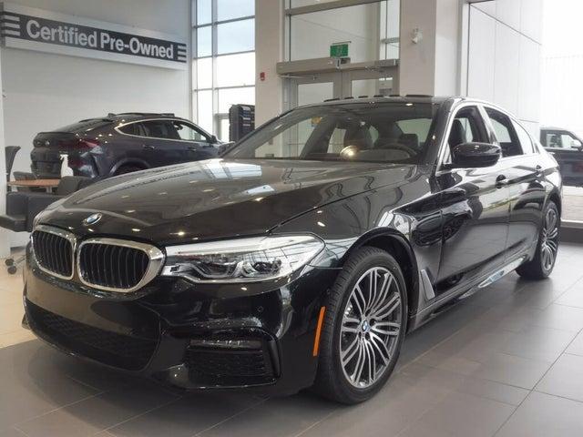 2020 BMW 5 Series 530i xDrive Sedan AWD