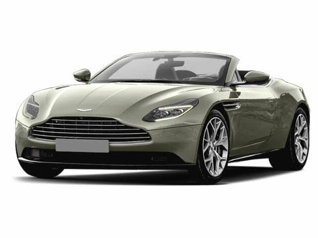 2019 Aston Martin DB11 V8 Volante Convertible RWD