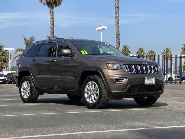 2021 Jeep Grand Cherokee Laredo E RWD