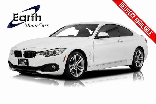2017 BMW 4 Series 430i Coupe RWD
