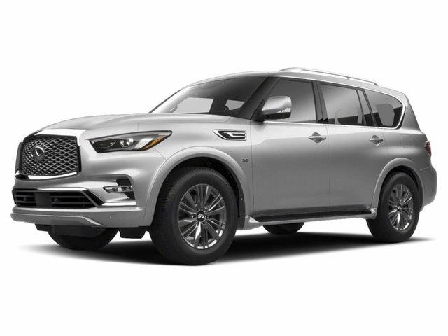 2021 INFINITI QX80 Premium Select RWD