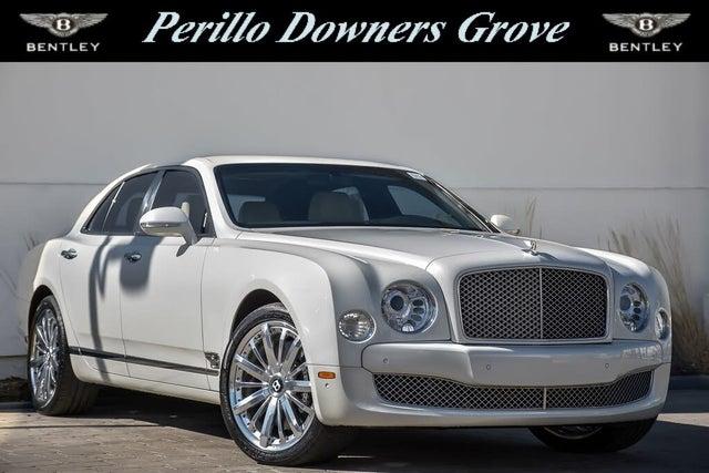 2016 Bentley Mulsanne RWD