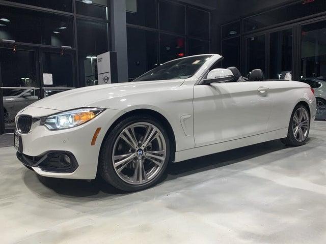 2017 BMW 4 Series 430i Convertible RWD