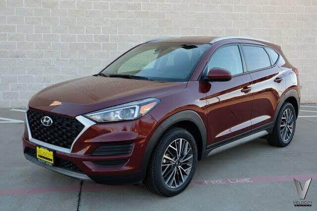2019 Hyundai Tucson SEL FWD