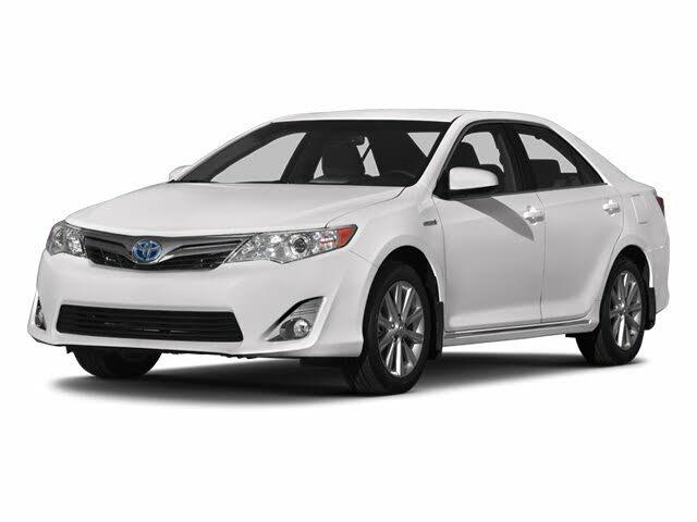 2013 Toyota Camry Hybrid XLE FWD