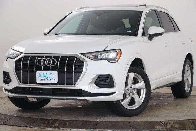 2020 Audi Q3 2.0T quattro Premium AWD