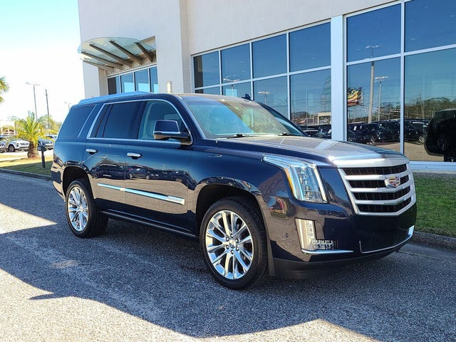 2019 Cadillac Escalade Premium Luxury RWD