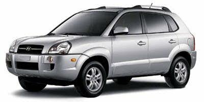 2006 Hyundai Tucson Limited 4WD