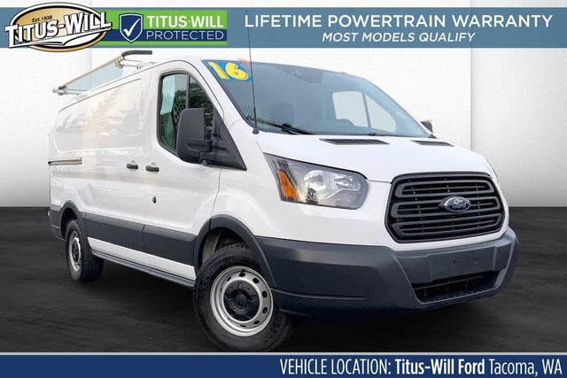 2016 Ford Transit Cargo 150 3dr SWB Low Roof with Sliding Passenger Side Door