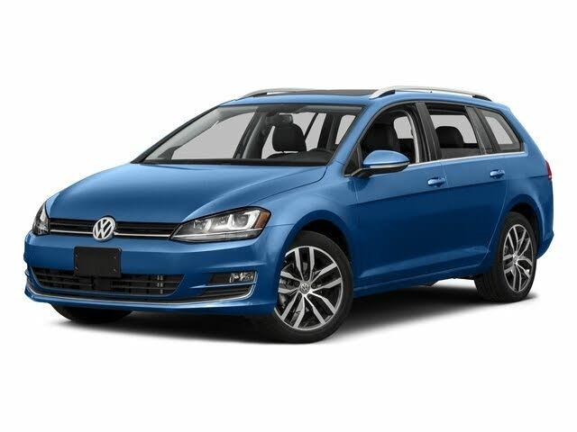 2016 Volkswagen Golf SportWagen SEL