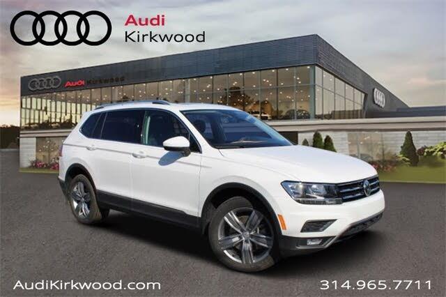 2020 Volkswagen Tiguan SEL 4Motion AWD