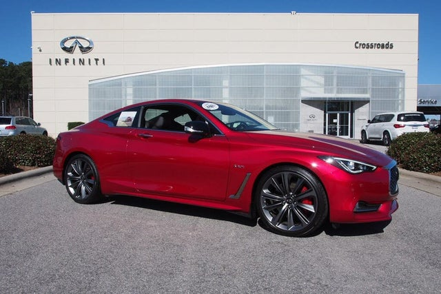 2020 INFINITI Q60 Red Sport 400 Coupe RWD