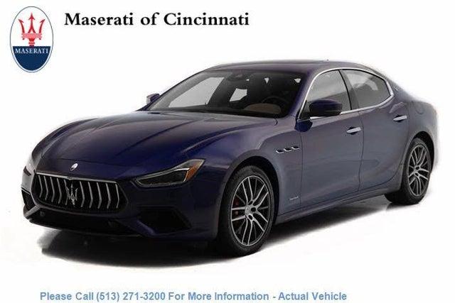 2019 Maserati Ghibli S Q4 GranSport 3.0L AWD