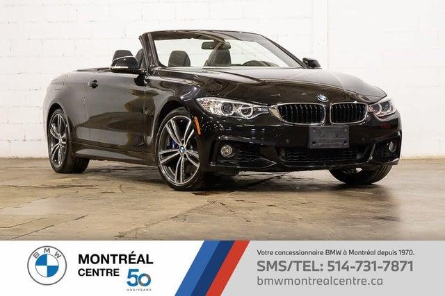 2017 BMW 4 Series 440i xDrive Convertible AWD