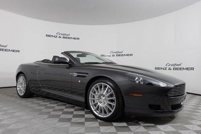 2007 Aston Martin DB9 Volante Convertible RWD