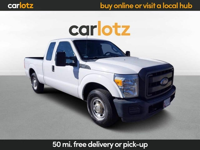 2015 Ford F-250 Super Duty XL SuperCab LB