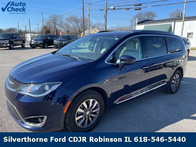 2020 Chrysler Pacifica Touring L Plus FWD