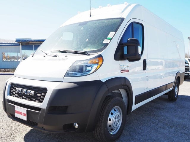 2021 RAM ProMaster 3500 159 High Roof Extended Cargo Van FWD