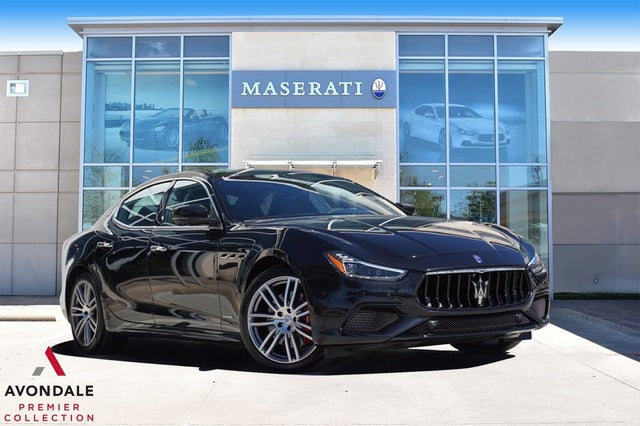 2021 Maserati Ghibli SQ4 GranSport AWD