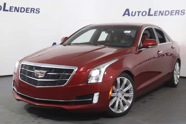 2015 Cadillac ATS 2.0T Premium RWD