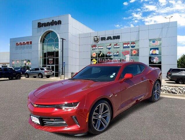 2016 Chevrolet Camaro 1LT Coupe RWD