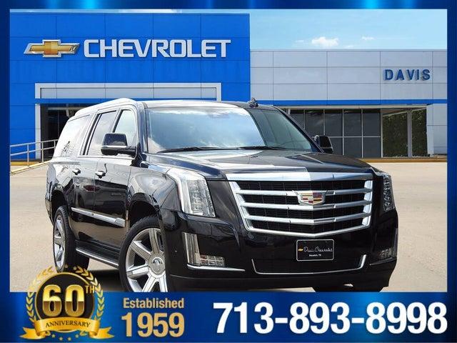 2020 Cadillac Escalade ESV Luxury RWD