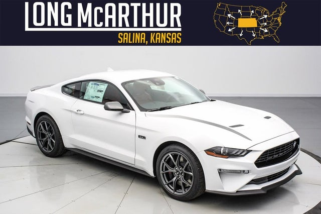 2021 Ford Mustang EcoBoost Premium Coupe RWD
