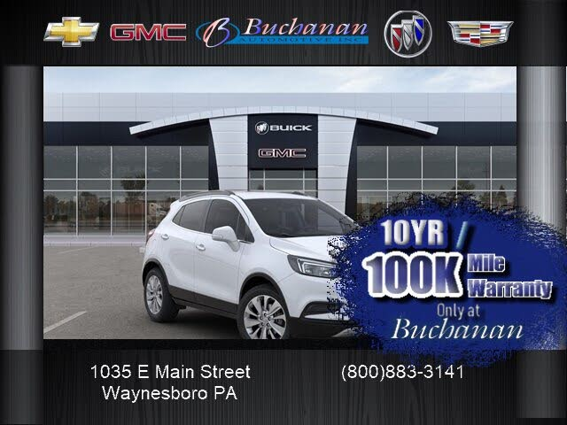 2019 Buick Encore FWD
