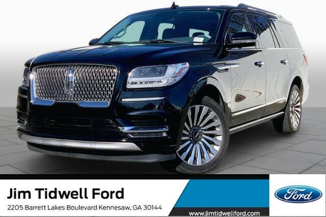 2018 Lincoln Navigator L Reserve 4WD