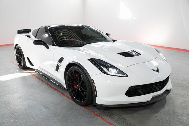 2018 Chevrolet Corvette Grand Sport 1LT Coupe RWD