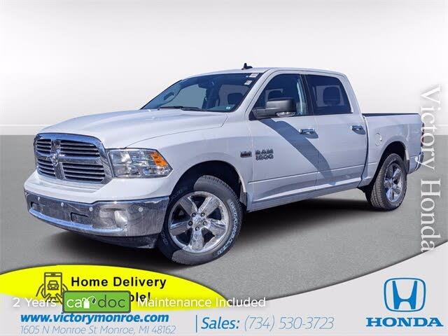 2018 RAM 1500 Big Horn Crew Cab 4WD