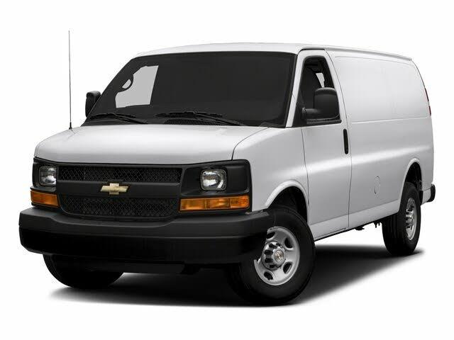 2015 Chevrolet Express Cargo 2500 RWD