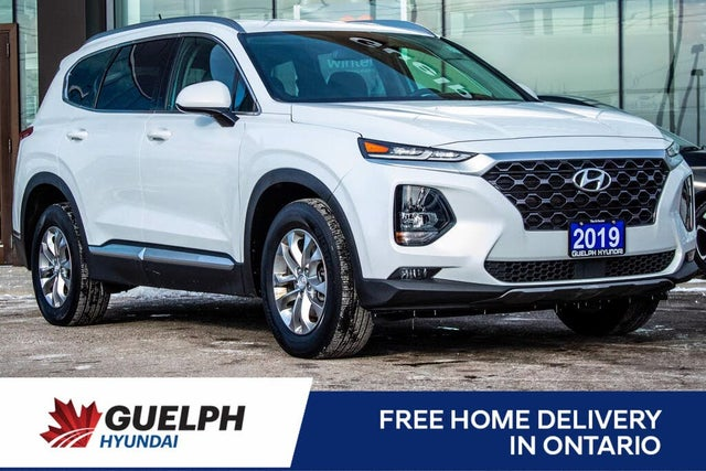 2019 Hyundai Santa Fe 2.4L Essential AWD with SmartSense Package