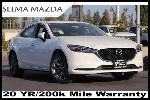 2021 Mazda MAZDA6 GT FWD