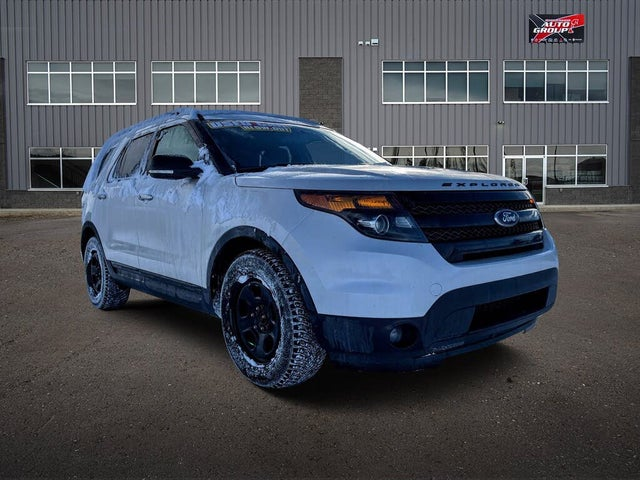 2014 Ford Explorer Sport 4WD