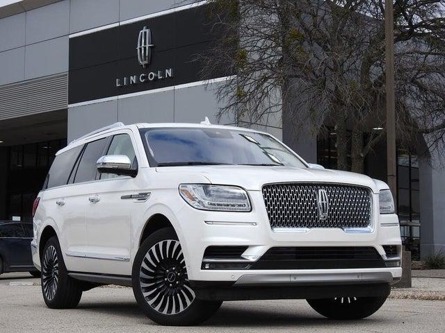 2019 Lincoln Navigator Black Label 4WD