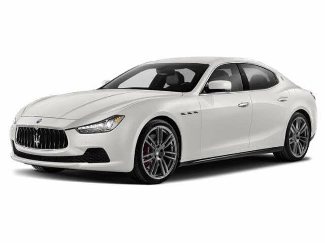 2019 Maserati Ghibli GranLusso 3.0L RWD