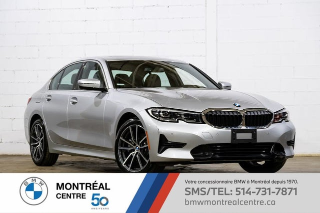 2019 BMW 3 Series 330i xDrive Sedan AWD