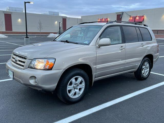 2004 Toyota Highlander Limited V6 AWD