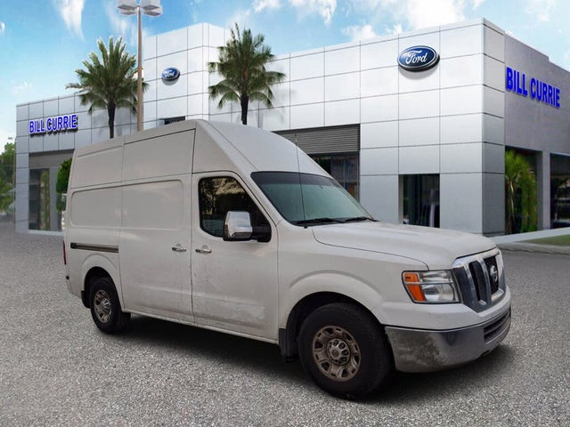 2012 Nissan NV Cargo 3500 HD SV with High Roof