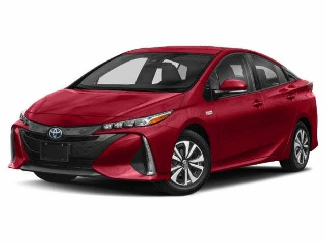 2018 Toyota Prius Prime Plus