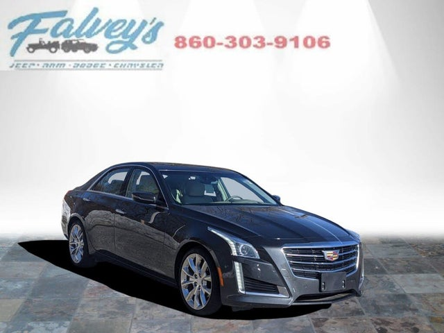 2015 Cadillac CTS 2.0T Performance AWD