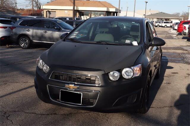 2015 Chevrolet Sonic LS Sedan FWD