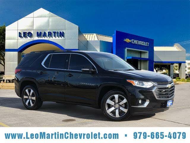 2020 Chevrolet Traverse LT Leather FWD