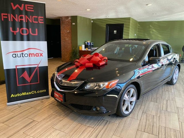 2015 Acura ILX 2.4L FWD with Premium Package