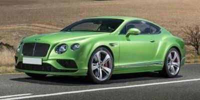 2017 Bentley Continental GT Speed AWD