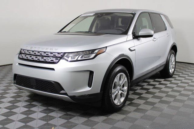 2020 Land Rover Discovery Sport P250 AWD