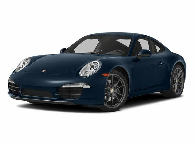2015 Porsche 911 Carrera Coupe RWD