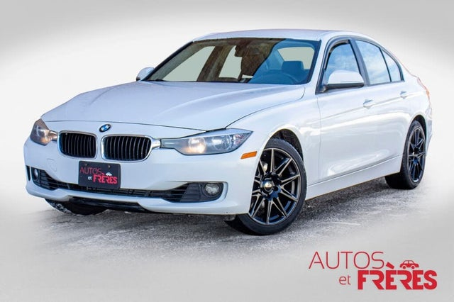 2013 BMW 3 Series 328i xDrive Classic Line Sedan AWD