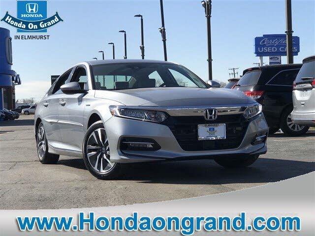 2019 Honda Accord Hybrid EX FWD